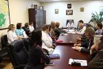 Встреча с представителями Общественной палаты