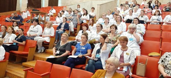 Вчера, 18 июля в конференц-зале Жуковской городской клинической больницы прошла отчетно-перевыборная конференция профсоюзной организации больницы.