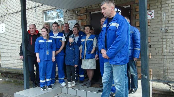 Сегодня день работника скорой медицинской помощи! Жуковская ГКБ присоединяется к поздравления в адрес коллег и желает им всего самого наилучшего!
