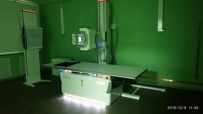 Новый аппарат МРТ в больнице Жуковского заработает до конца года. Об этом сообщила главный врач городской клинической больницы Лилия Бусыгина.