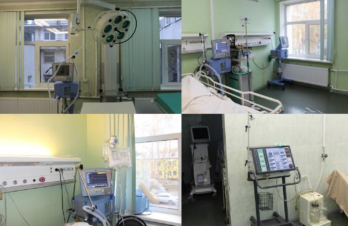 Реанимационно-анестезиологическое отделение в Жуковском было организовано на базе городской больницы в 1969 году.