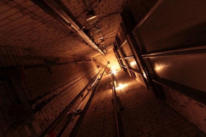 Городская поликлиника Жуковской ГКБ сообщает, что после  ремонта в учреждении заработал лифт.