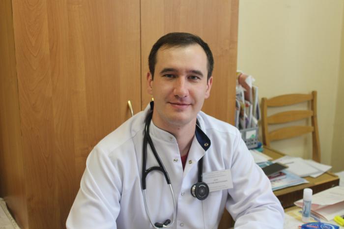 В городской поликлинике Жуковской ГКБ приступил к работе терапевт Дмитрий Викторович Берг.