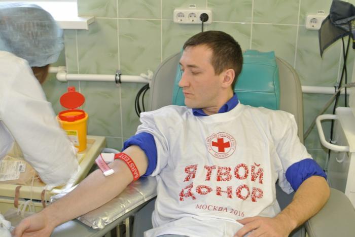 Вчера, 20 февраля 2019 года в Доме Правительства Московской области, в Красногорске состоялись торжественные мероприятия, посвященные  чествованию участников  национального даижения «Я  -  твой донор».