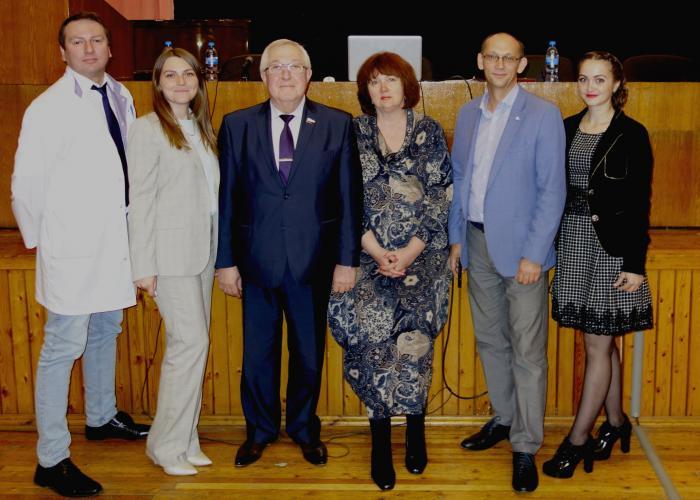 18 сентября 2019 года состоялась отчетно-выборная конференция Жуковской городской профсоюзной организации медицинских работников.