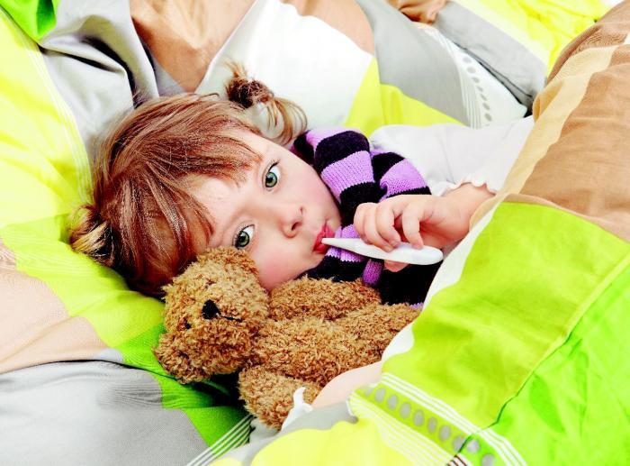 Если ваш ребенок серьезно заболел?