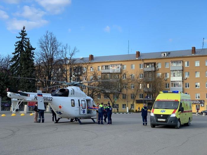 Сегодня, 8 июня Жуковской ГКБ пройдет очередная транспортировка больного из Жуковской ГКБ посредством санитарной авиации в другое лечебное заведение.
