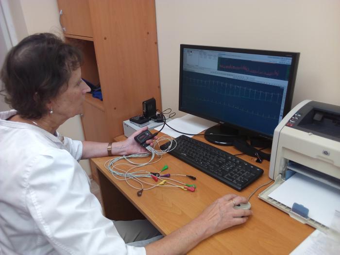 Сразу четыре новейших медицинских аппарата: два комплекта суточного мониторирования ЭКГ «Миокард-Холтер-2», анализатор глюкозы «Eco» с принадлежностями и экспресс-анализатор иммуннохимический «Кобас» поступили на днях в Жуковскую городскую клиническую больницы, сообщила заместитель главного врача Ольга Воронко.