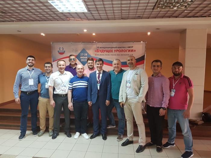 С 27 по 28 июня в Нальчике прошел 6-й конгресс Ассоциации молодых урологов России.