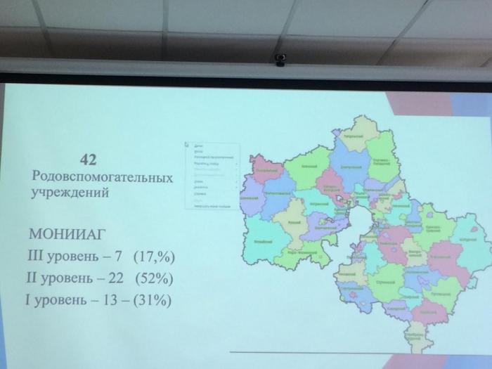 Первого августа в Люберцах состоялось совещание 3-го медицинского округа по проблемам рождаемости.