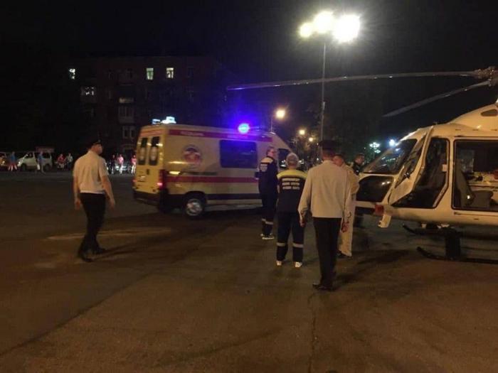 Вчера, 21 августа 2019 года в 16-36 каретой скорой помощи в Жуковскую городскую клиническую больницу был доставлен 56-летний пациент со множественным травмами после дорожного транспортного происшествия.