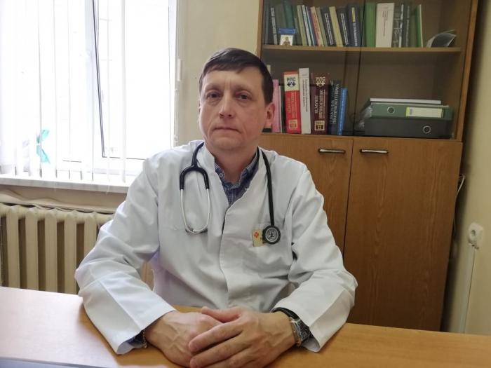 Хочется выразить благодарность врачу неотложной медицинской помощи Вольге Владимиру Порфирьевичу! Настоящий профессионал своего дела!