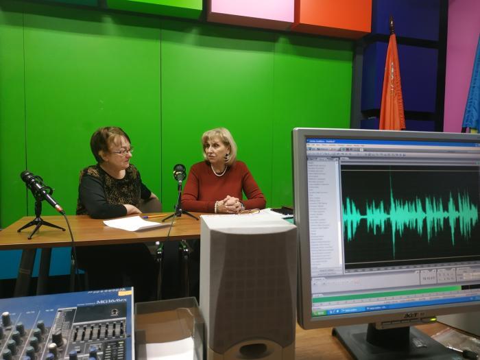 Главный врач Жуковской ГКБ Лилия Алиевна Бусыгина выступила с интервью на Жуковской радио.