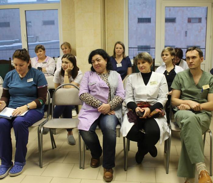 Сегодня, 31 января, состоялся семинар, посвящённый короновирусной инфекции.