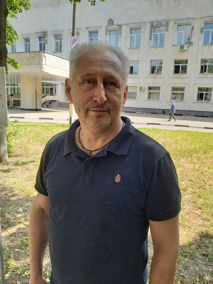 Сегодня, 19 октября 2020 года у начальника хозяйственного отдела Владимира Юрьевича Изместьева день рождения.
