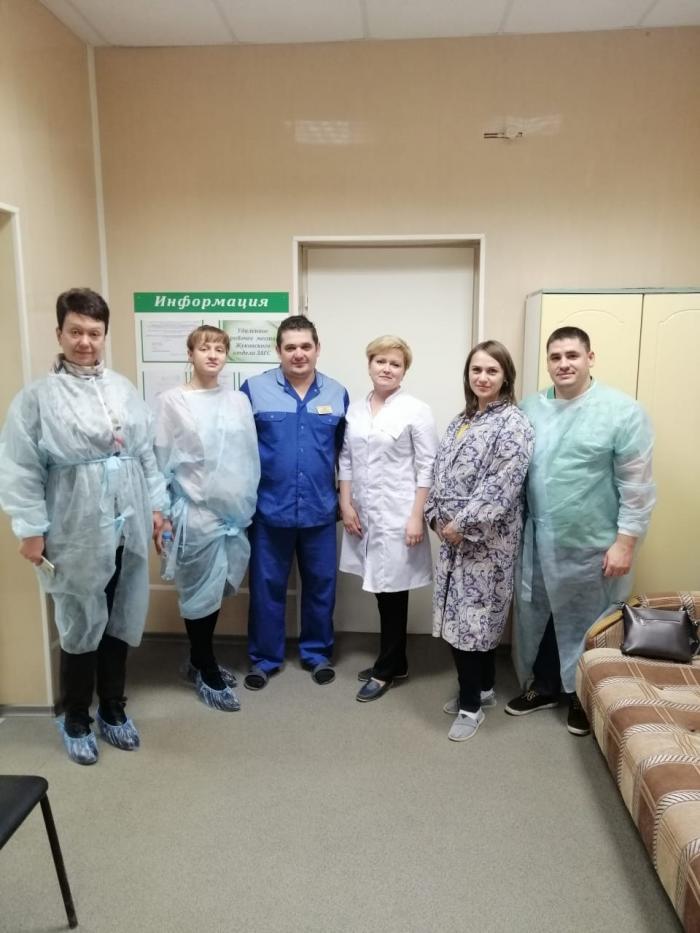 В прошедшую субботу, 16 ноября в акушерском отделении Жуковской ГКБ были гости. Молодые родители посетили роддом города Жуковский для того, чтобы узнать как проходят роды, и выбрать медицинское учреждение для рождения своего ребенка.