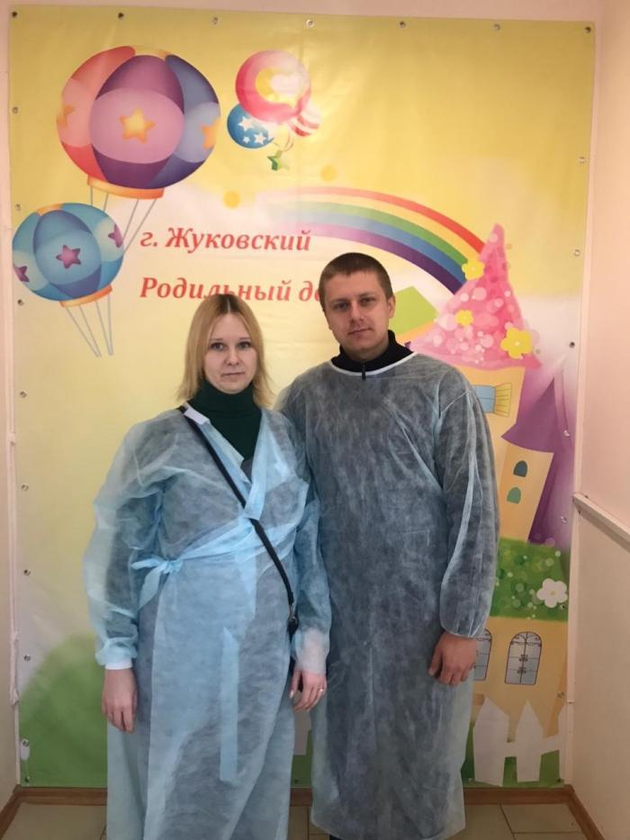 В субботу 23 ноября, в акушерском отделении Жуковской ГКБ прошел день открытых дверей, посвященный Дню Матери.