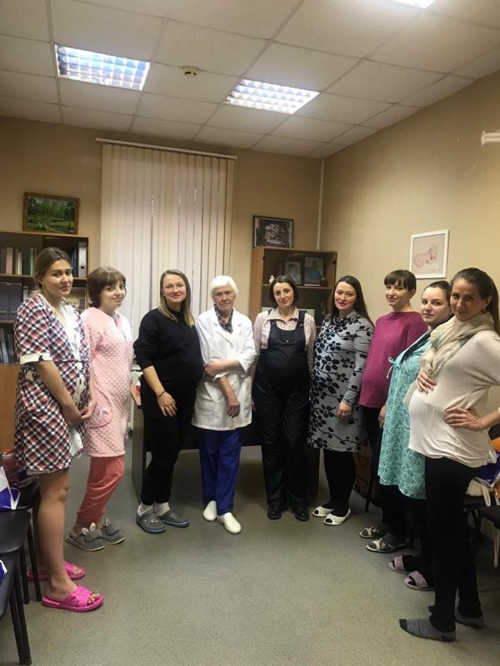 Очередная лекция по грудному вскармливанию прошла в акушерском отделении Жуковской ГКБ. Следующая лекция планируется 17 декабря в 14-00.