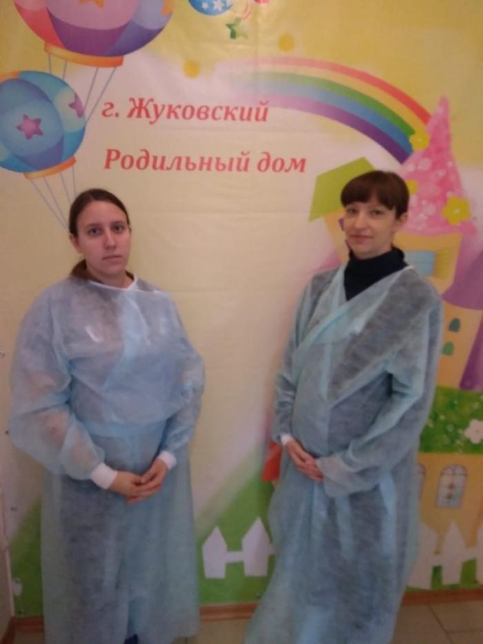 В субботу, 7 декабря в акушерском отделении Жуковской ГКБ прошел очередной день открытых дверей. На этот раз гостями отделения стали две женщины, которые задумались о рождении ребенка.