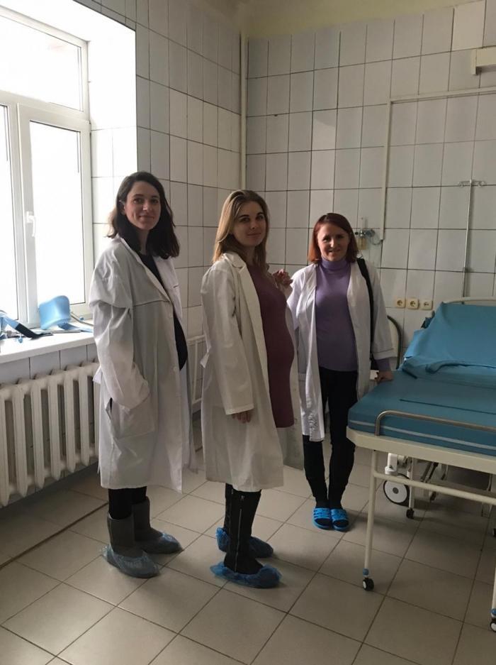 В субботу 15.02.2010 прошёл очередной день открытых дверей в акушерском отделении Жуковской ГКБ.