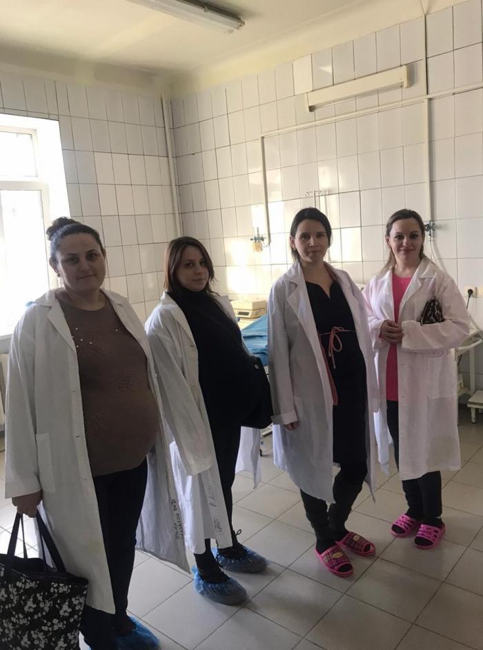 В минувший вторник 25 февраля в акушерском отделении Жуковской ГКБ состоялись лекции на тему «Грудное вскармливание» и «Уход за новорождённым».