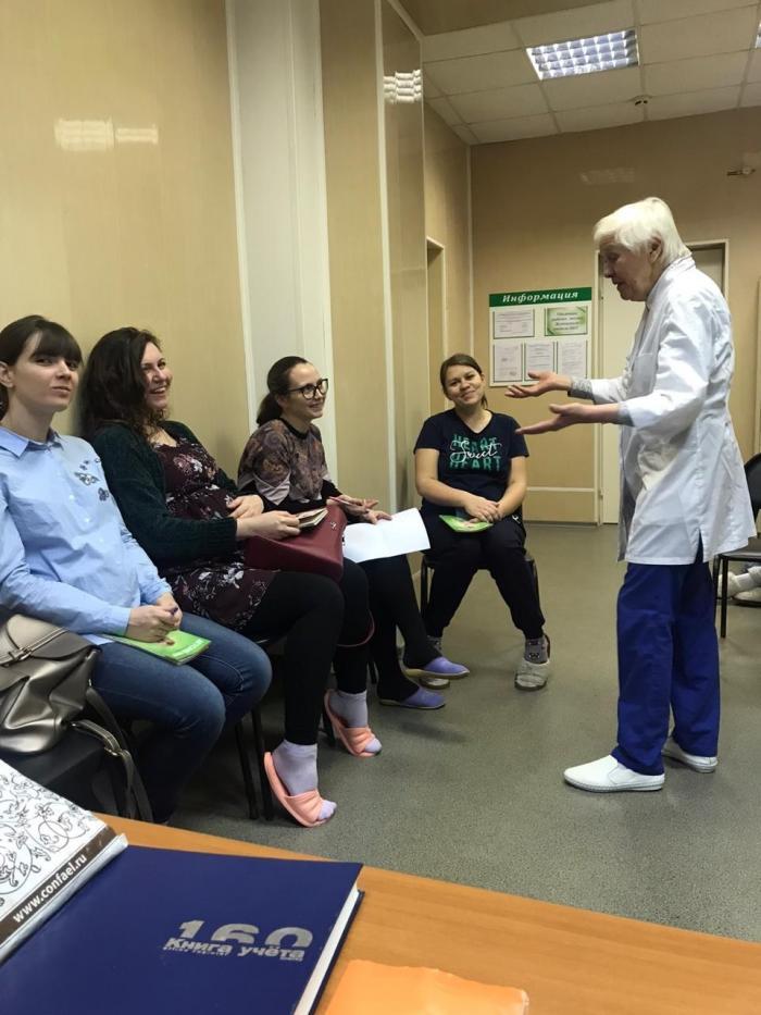 4 февраля в женской консультации в 11.00 состоится лекция по грудному вскармливанию. Лектор -Шумакова Татьяна Владимировна, сотрудник института гигиены.