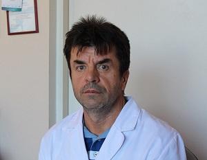 С огромным удовлетворением отмечаю высокопрофессиональную работу доктора эндоскопического отделения Грищенко Виктора Борисовича.