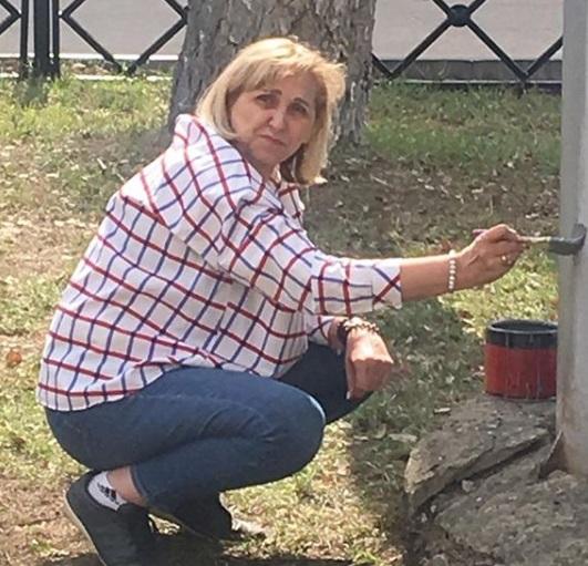 В субботу, 20 апреля сотрудники Жуковского городской клинической больницы по традиции вышли на весенний субботник.
