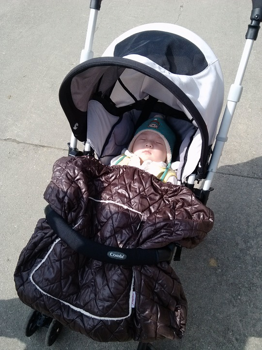 Совет №4 : Сколько нужно гулять с малышом?
