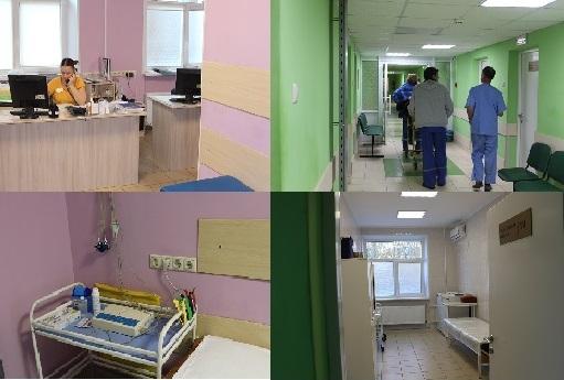 Приемное отделение Жуковской ГКБ находится на первом этаже Главного лечебного корпуса ГКБ.