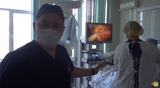 На ЖУК-ТВ вышел документальный фильм о работе хирургов Жуковской ГКБ.